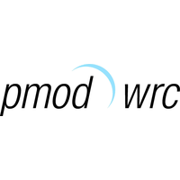 Physikalisch-Meteorologisches Observatorium Davos, World Radiation Center (PMOD/WRC) logo
