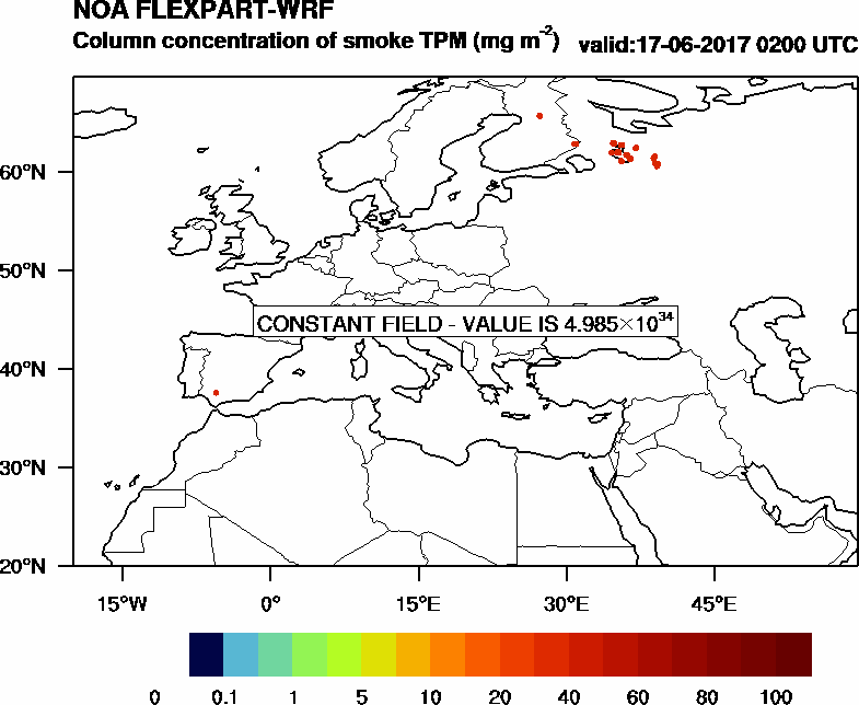 Column concentration of smoke TPM - 2017-06-17 02:00
